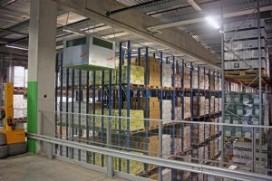 Zehnder filtert fijnstof in distributiecentra