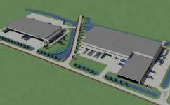 Nieuw logistiek centrum Apeldoorn