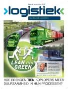 Magazine mét thema warehousing en Lean and Green