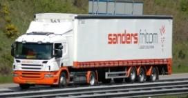 Sanders Logistics moet af van miljoenen aanstekers