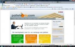 PalletsOnly.com breidt dienstenpakket uit
