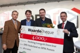 DPD bouwt CO2-neutraal in Etten-Leur