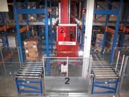 Blue Case Logistics renoveert automatisch hoogbouwmagazijn