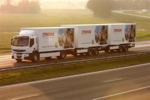 Rensa schaft Renault LZV aan
