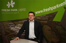 Nieuwe directeur Vastgoed bij ZON/Fresh Park Venlo