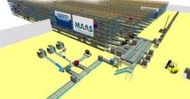 Wavin vervangt conveyorsysteem in kerstvakantie