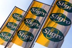 Investeringen nieuw dc drukken winst Sligro