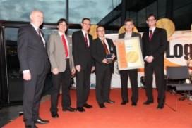 AutoStore wint 'Beste Product'-award op LogiMAT 2011