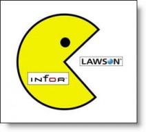Infor doet overnamebod op ERP-concurrent Lawson