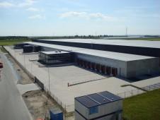 Logistieke sector draagt herstel bedrijfsruimtemarkt