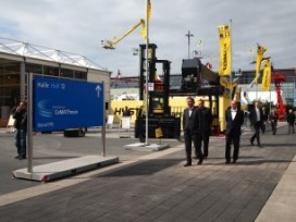 CeMAT 2011 in Hannover grootste ooit