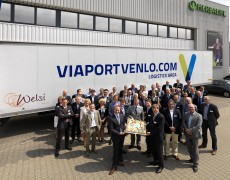 Logistieke hotspot titel geeft Venlo-Venray vleugels