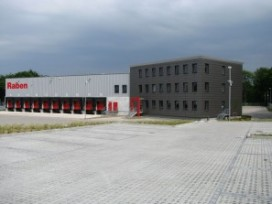 Raben opent nieuw warehouse in Wuppertal
