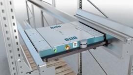 Nieuw shuttlesysteem voor pallettransport bij Cosucra Groupe