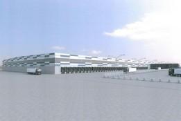 Lidl realiseert nieuw dc in Heerenveen