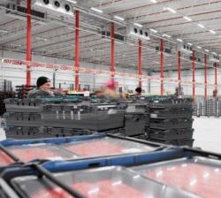Hilton Meats optimaliseert met volledig geautomatiseerd magazijn