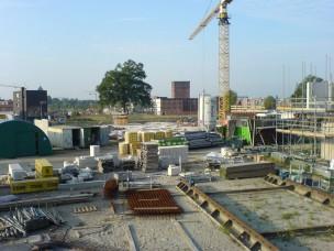 Bouwhubs de oplossing voor bouwlogistiek?