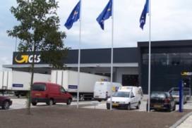 GLS opent Ecodepot in Nederland