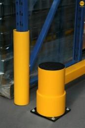 A-safe beveiligt flexibel tegen aanrijdingen