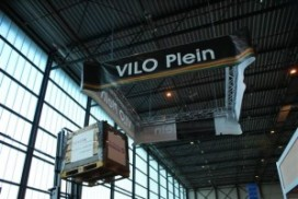 Vilo Pleintje valt in het niet bij grote TIV-beurs