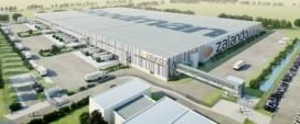 Zalando bouwt logistiek centrum met 46 laadperrons