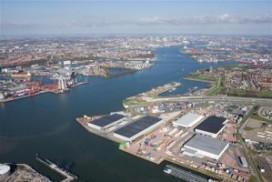 Prodelta rondt project Distriport Benelux af