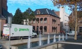 Green City Distribution vindt onderdak bij Dinalog