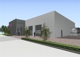 Costo bouwt nieuw bedrijfspand