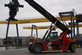 Containerterminal Alpherium is geluidsoverlast de baas