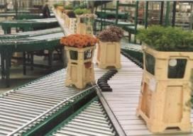 Heemskerk Bloemen sorteert fusten automatisch