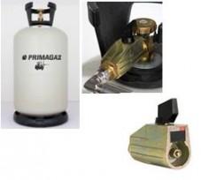 Primagaz levert lichte gasfles voor heftrucks