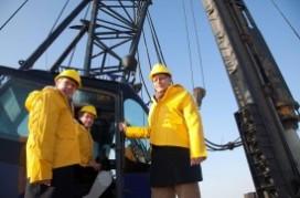 Vos Logistics start bouw BREEAM-dc voor klant AkzoNobel
