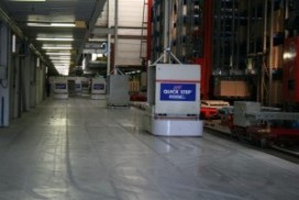 Unilin bestelt nieuwe AGV's bij Egemin