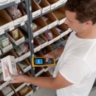 DHL verbetert inbound- en orderpickproces met RF-scanning