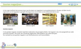 E-learning voor magazijnmedewerkers