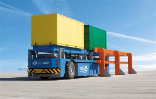 APM Terminals plaatst enorme order AGV's