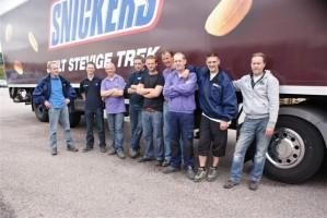 Mars en Heinz organiseren 'NK Speeddocking 2012