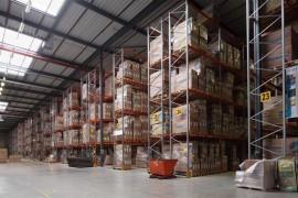 JCL Logistics opent distributiecentrum voor Giant