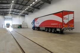Graaco opent multimodaal warehouse met spoorlijn