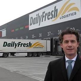DailyFresh Logistics werkt toe naar automatische orderinvoer