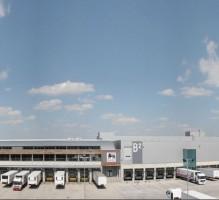 Delhaize verbindt twee logistieke centra met elkaar