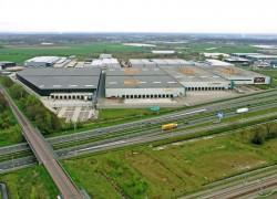 Chevrolet huurt extra magazijnruimte op Hazeldonk