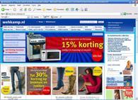 Wehkamp.nl kiest voor DHL Servicepoint
