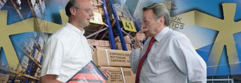 De Klok Logistics en Corporate Express Import