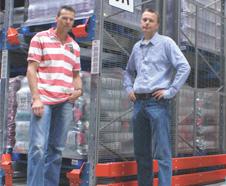Procter & Gamble heeft productie en logistiek onder één dak