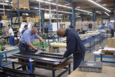 Flow-concept verdrievoudigt productiviteit Samas