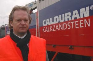 Nieuw TMS bespaart Calduran lege kilometers