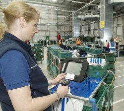 Supermarktketen Tesco bouwt dc voor bezorgservice