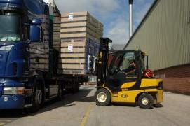 Beatson Clark verbetert productiviteit intern transportvloot