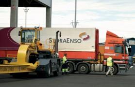 Stora Enso ontwikkelt E-logistics platform